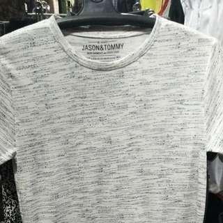 jason&tommy overrun t-shirt