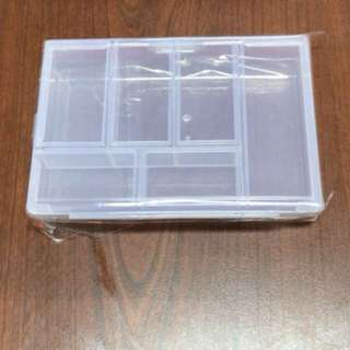 Box for fishing hooks