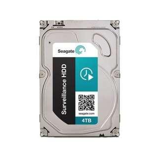Seagate SV35 4TB Surveillance Hard Disk for CCTV DVR/NVR ST4000VX000