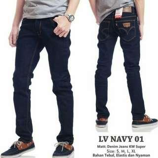 LV strech navy