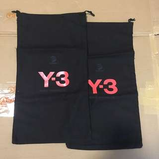 Y3 shoes bag