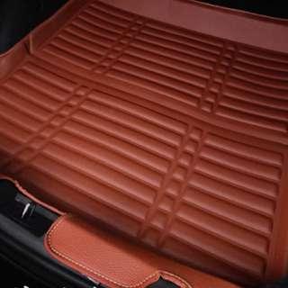 Elantra 2017 customized Car boot mat