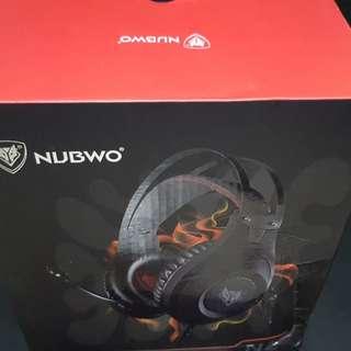 Nubwo gaming headphone