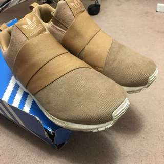 UNITED ARROWS & SONS x adidas Originals ZX Flux Slip On Size 8