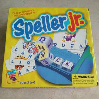 Speller Junior