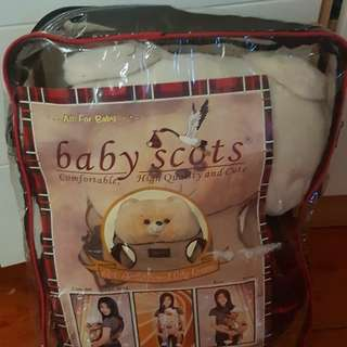 Tas bayi baby scots