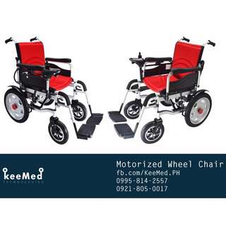 Motorized Wheel chair / Electric Wheelchair KeeMed