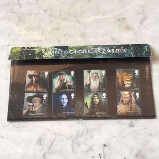 Magical Realms Stamps Set