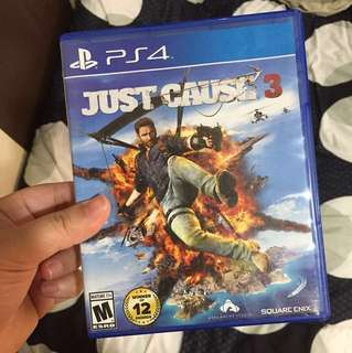 PS4: Just Cause 3