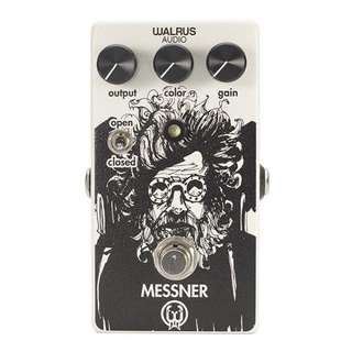 Walrus Audio Messner transparent OD pedal