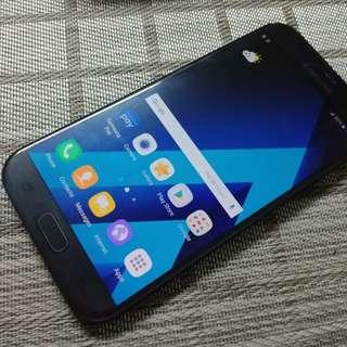 Samsung Galaxy A7 2017 Duos Black