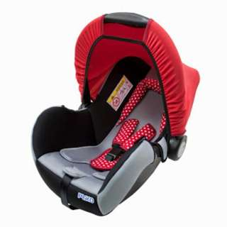 sweet cherry carseat