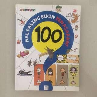 100 Hal Paling Bikin Penasaran