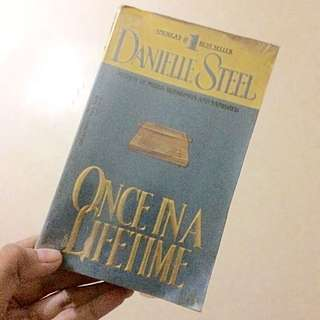 Danielle Steel Once in A Lifetime