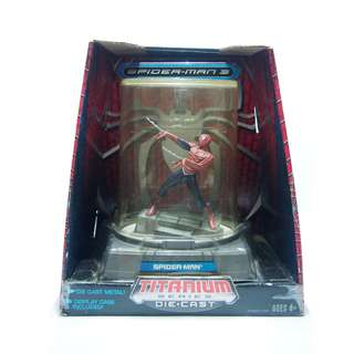 Spider-Man - Titanium Series Die Cast