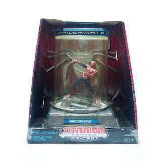 Spider-Man - Titanium Series Die Cast