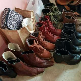 Boots/Shoes from England