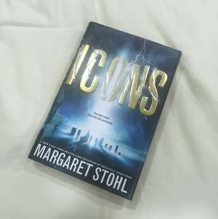 Icons by Margaret Stohl (Hardbound)