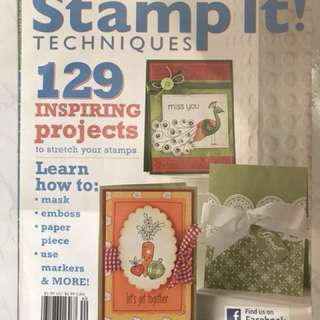 Stamp it! Techniques