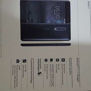Nokia 5 brand new