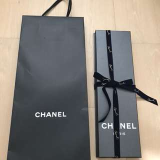 CHANEL brand new tie - perfect Valentine day gift