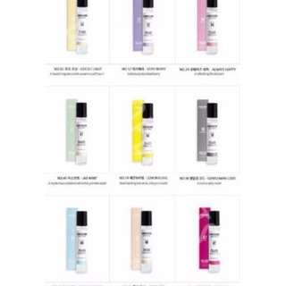 [CLOSE TODAY/TMR] Quick Preorder! Official W Dressroom Perfume // Jungkook Jimin TAEHYUNG V Rap Monster Jin Suga Jhope Bangtan Boys Bts : April cotton / peach blossom