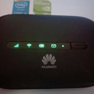 Huawei Pocket Wifi Openline!