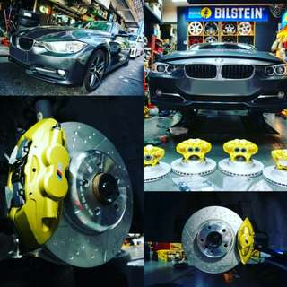 BMW M~Performance Brakew