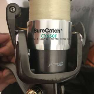 Sure Catch Reel