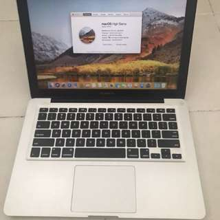 MacBook Pro late 2011 i7/4gb/128ssd