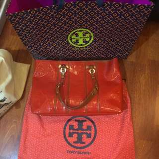 preloved tory burch bag authentic