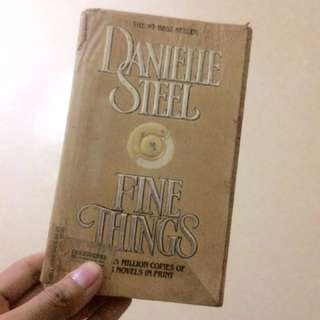 Danielle Steel Fine Things