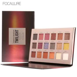 Focallure 18 Shades Full Function Palette Twilight The Limited Edition