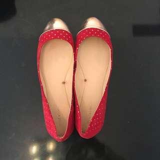 Zara shoes Sz 39
