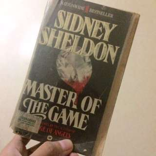 Sidney Sheldon Master of the Game
