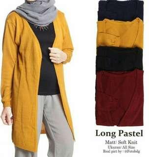 Long pastel