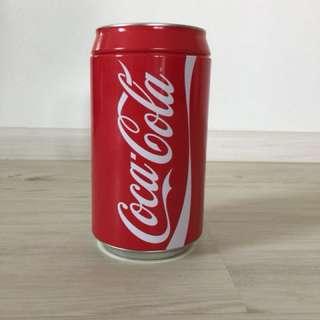 Collectible Coca Cola piggy bank