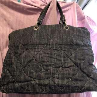 Chanel Jean Bag 牛仔布