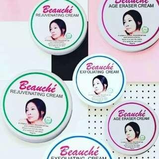 Beauche cream whitening