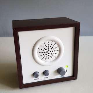 Mini Radio (Retro Look)