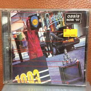 CD》Oasis - Now '97