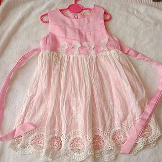 Princess Floral Dress