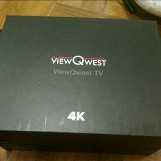 Brand New Viewquest TV 4K