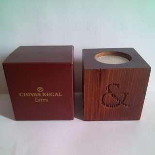 CHIVAS REGAL Extra 燭台