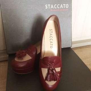 Original Staccato Shoes / Sepatu Pantofel (jual murah)