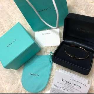 Tiffany & Co. T 手額(全新)有單