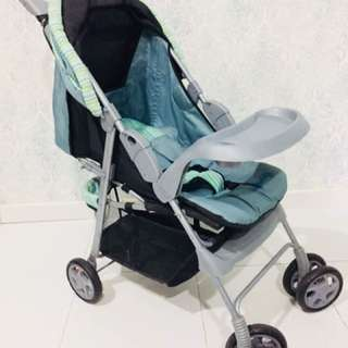 Preloved Anankku Stroller