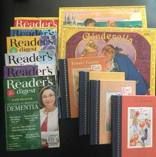 Reader's Digest and Children's Books