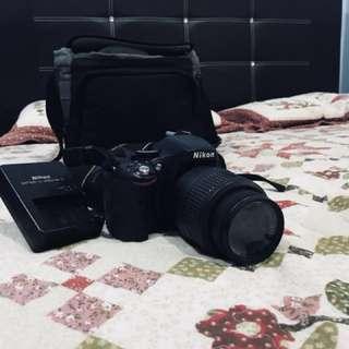 Nikon D5100 used