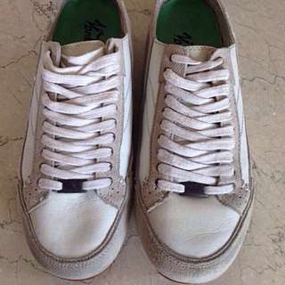 Von Dutch White Sneakers